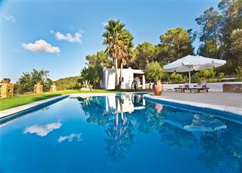 Villa C'an Curreu I in Ibiza