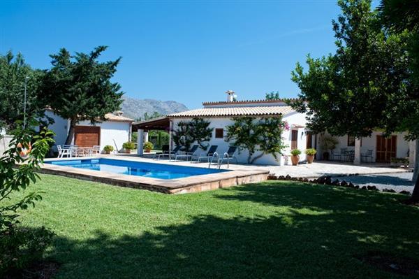 Villa Can Cuxach in Islas Baleares