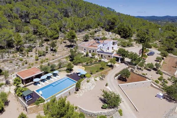 Villa Can Frare in Ibiza