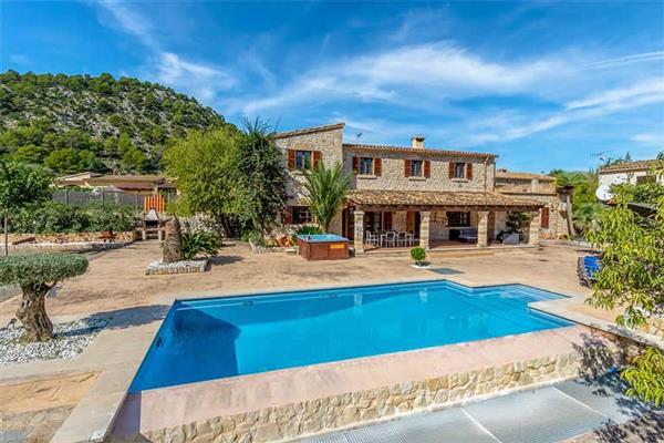 Villa Can Gallardo in Mallorca