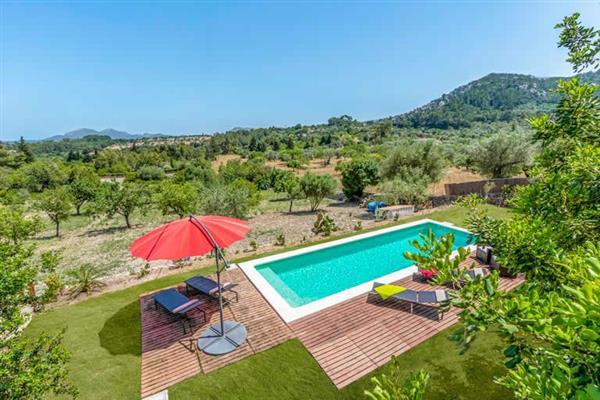 Villa Ca'n Gardo from James Villas