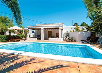 Villa Can Jaume Cabei in Ibiza