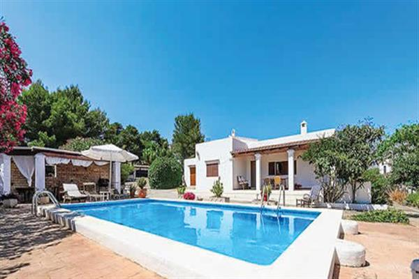 Villa Ca'n Joan d'Urban in Ibiza