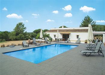 Villa Can Juame Arnau in Ibiza