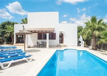 Villa Can Mas in Mallorca