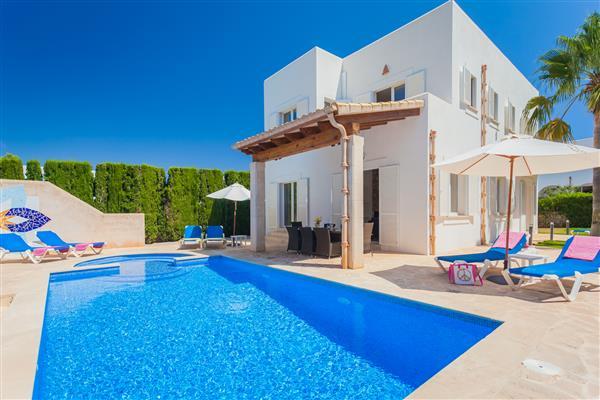 Villa Can Mastil in Illes Balears