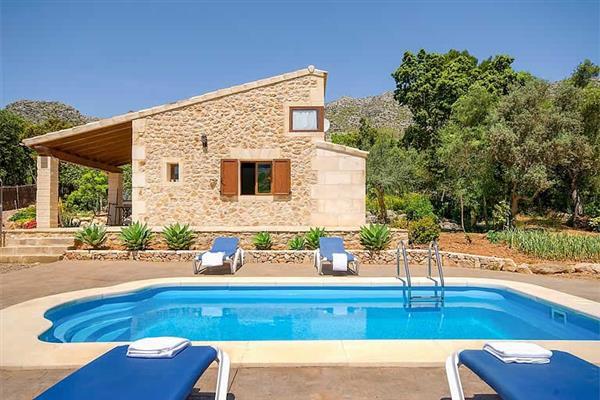 Villa Can Nicolau in Mallorca