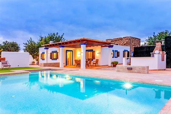 Villa Ca'n Parella in Ibiza