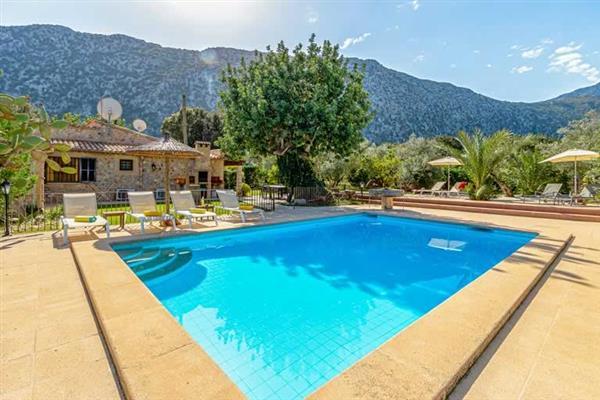 Villa Ca'n Pau, Pollensa, Mallorca