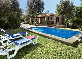 Villa Ca'n Pedro Monjo in Mallorca