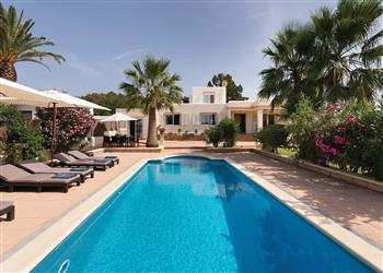 Villa Can Petrus in Ibiza