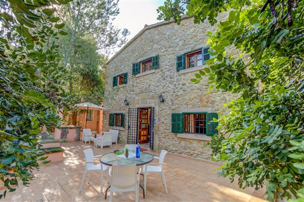 Villa Can Plomer in Illes Balears