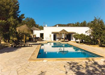 Villa Can Porchu in Ibiza