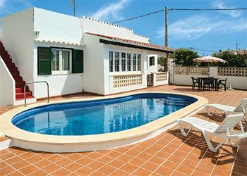 Villa Can Quique in Menorca