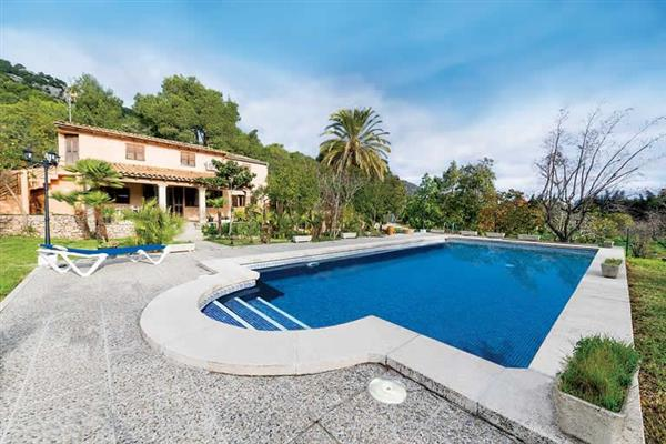 Villa Ca'n Salas Gran in Mallorca