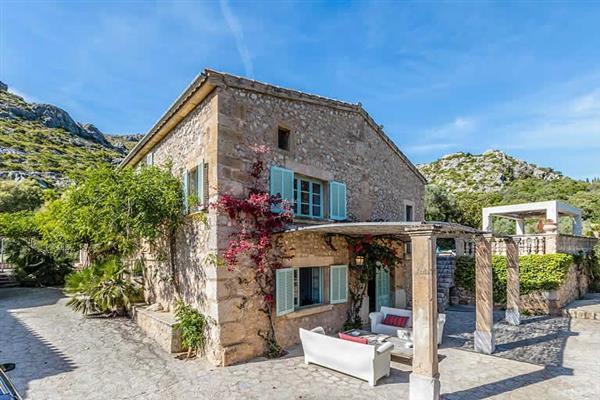 Villa Can Segui in Mallorca