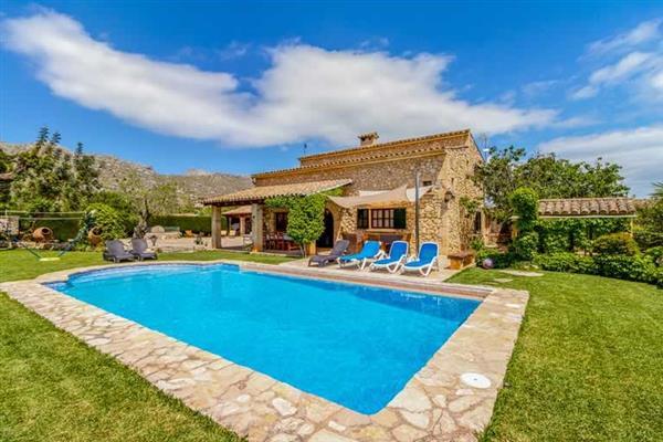 Villa Ca'n Sergi de Cuxach in Mallorca