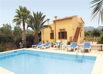 Villa Ca'n Tolo, Majorca