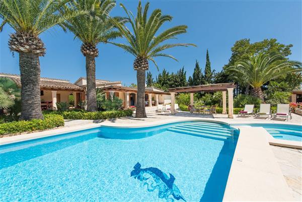 Villa C'an Vila in Illes Balears