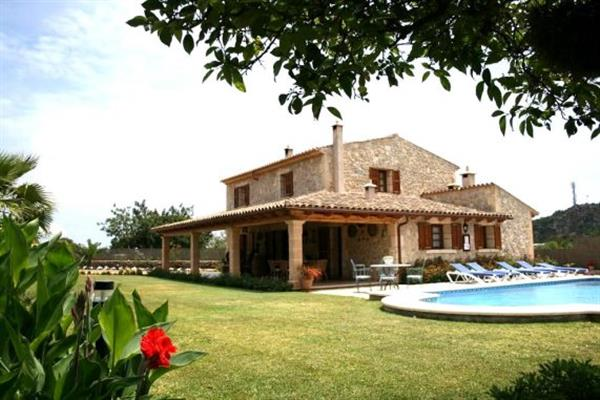 Villa C'an Vinya in Illes Balears