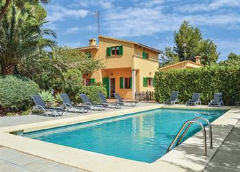 Villa Can Xerafi in Mallorca