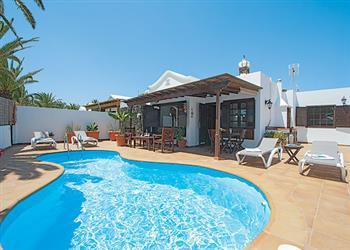 Villa Canada in Lanzarote