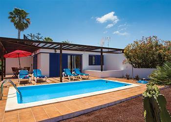 Villa Cangraita in Lanzarote
