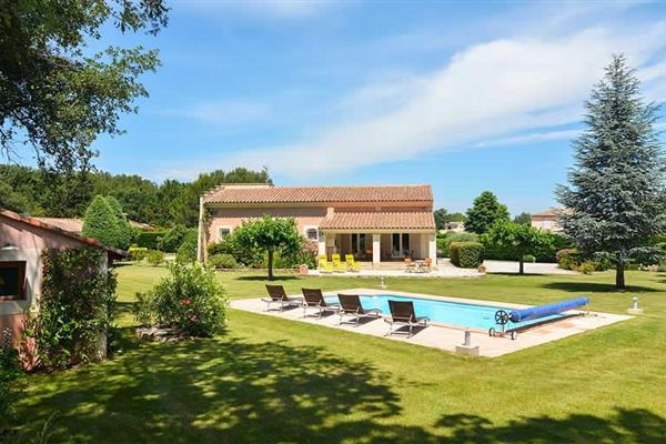 Villa Cannat, Aix en Provence, Provence
