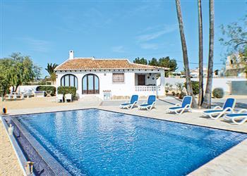 Villa Canto de Hada in Spain