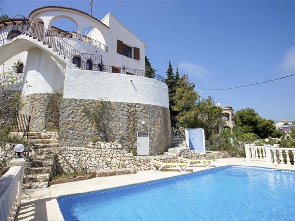 Villa Canuta Baja in Alicante