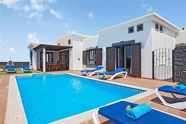 Villa Capricho in Lanzarote