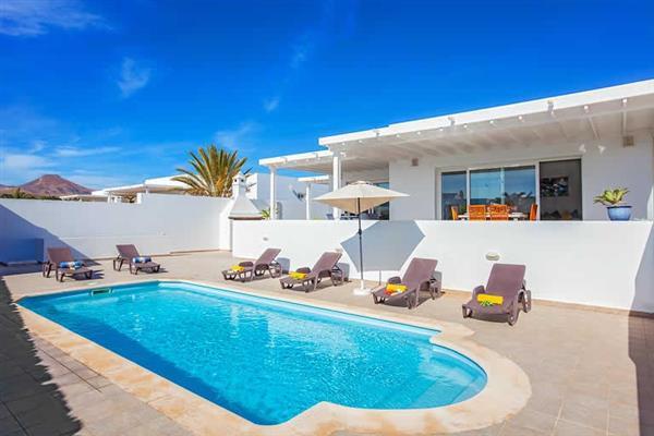 Villa Captains Retreat in Lanzarote