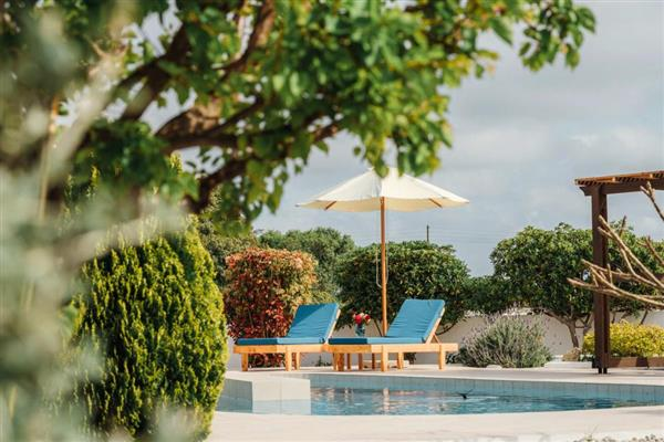 Villa Carat in Southern Aegean