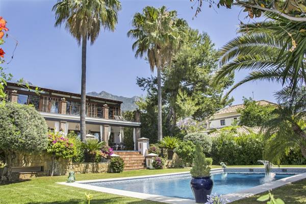 Villa Carles in Málaga