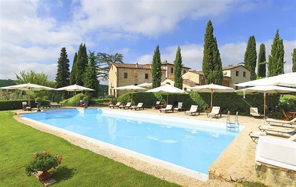 Villa Carli in Provincia di Siena