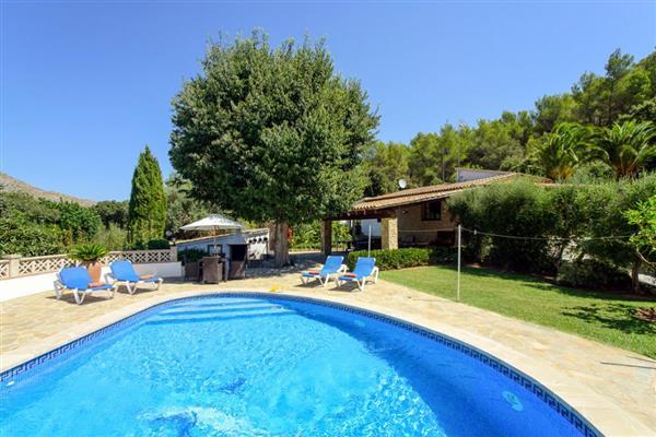 Villa Carmela in Illes Balears