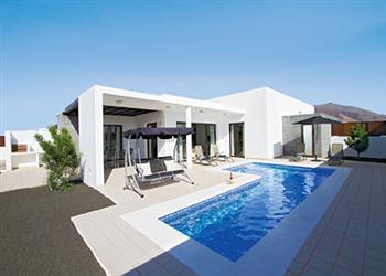Villa Carmen in Lanzarote
