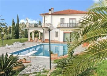 Villa Carola in Provincia di Salerno