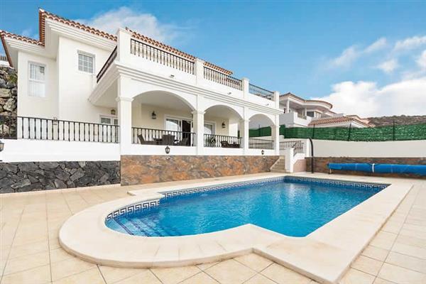 Villa Caroline in Tenerife