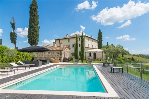 Villa Carosella from Oliver's Travels