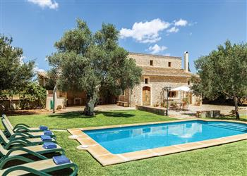 Villa Carratxet in Mallorca