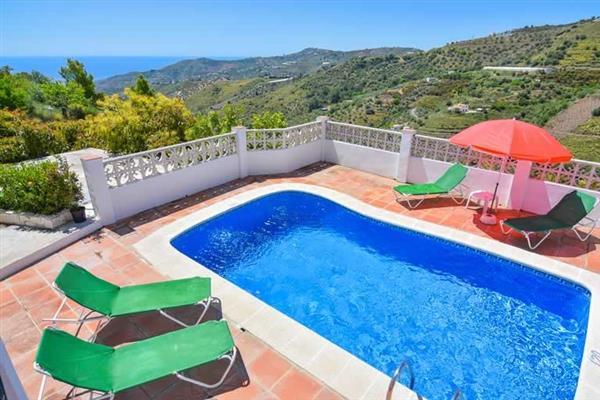 Villa Carrerilla in Spain