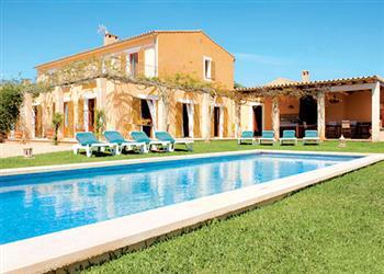 Villa Cas Xemarri in Mallorca