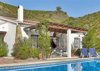 Villa Casa Albaida in Spain