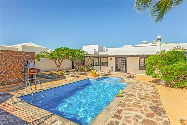 Villa Casa Alfred in Lanzarote