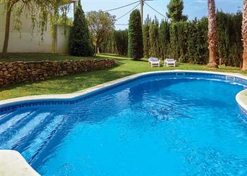 Villa Casa Alicia in Spain