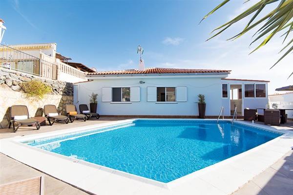 Villa Casa Amada in Tenerife