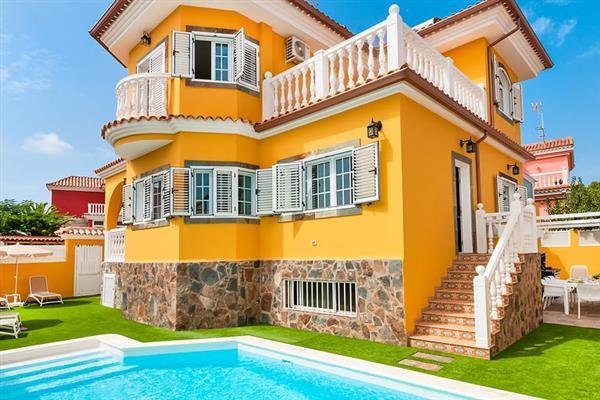 Villa Casa Amarilla in Gran Canaria