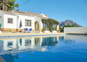 Villa Casa Anita in Spain