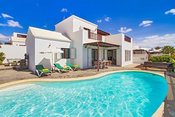Villa Casa Arosa in Lanzarote
